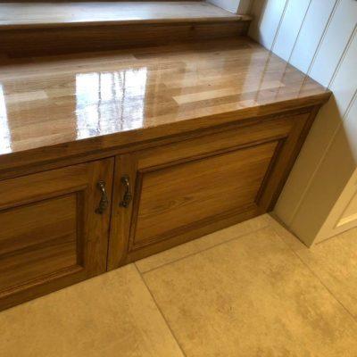 Handmade Wooden Utility Cupboards
